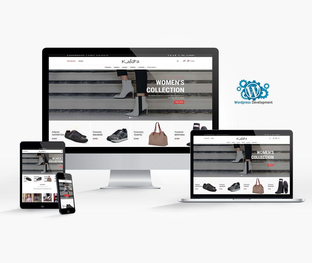 Kalista E-shop