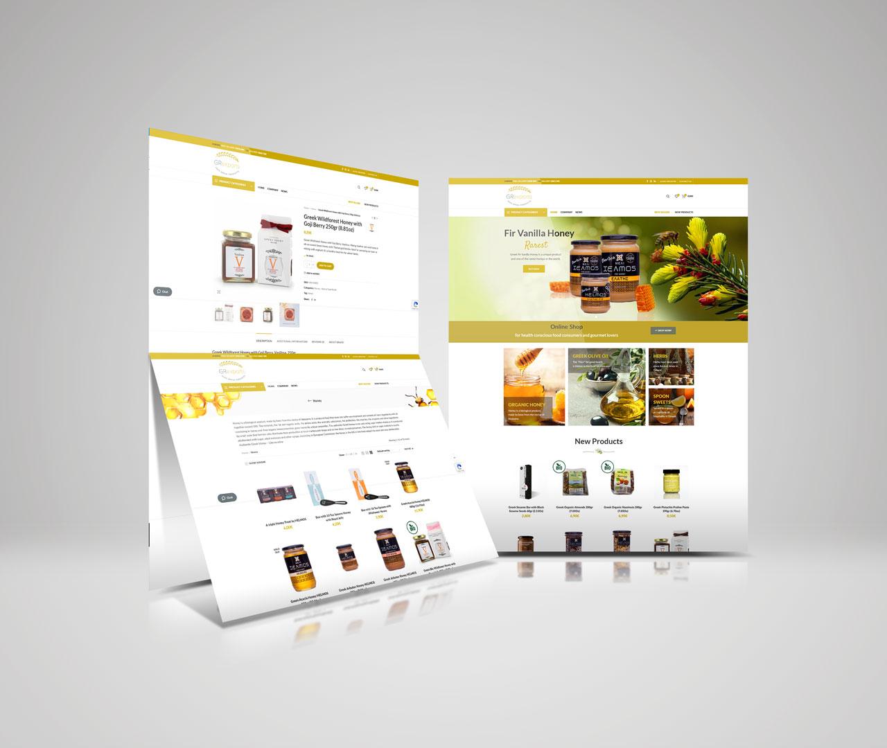 Grexports E-shop